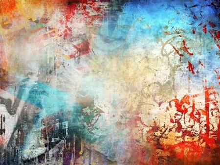 graffiti: Color de fondo