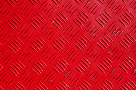 red metal: Red metal background