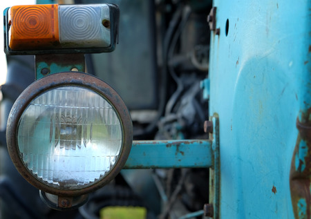 headlight: Tractor headlight