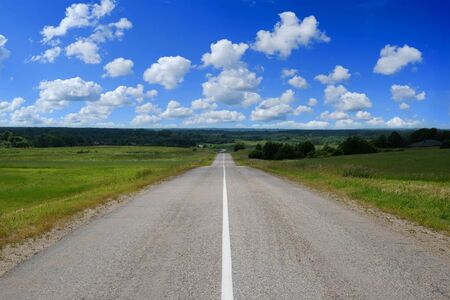 countryside road: Countryside road