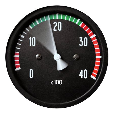 tachometer: Tachometer