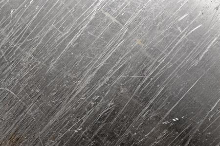 scratched metal: Scratched metal texture