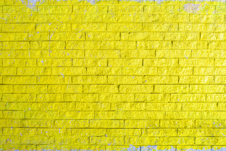 amarillo: Yellow Brick Wall