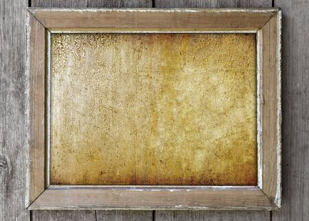 pictures: Old picture frame