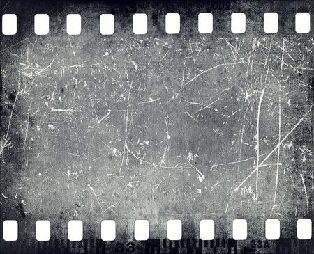 textura fotograma de la película