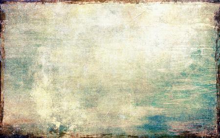 grunge frame: Abstract grunge frame