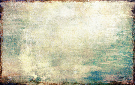Abstract grunge frame