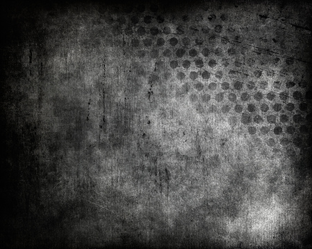 Black grunge texture Archivio Fotografico