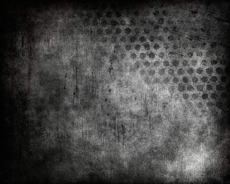 Zwarte grunge textuur Stockfoto