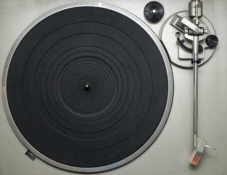 electronic 80s: Vinyl player