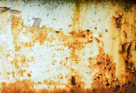 rusted: Rusted metal background Stock Photo