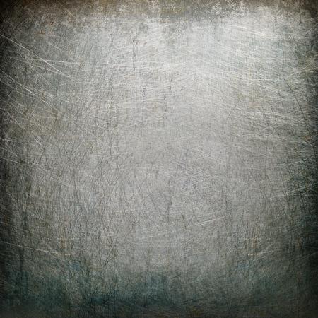 aluminium texture: Polished grunge background Stock Photo