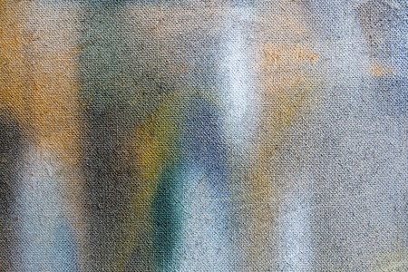 blank spaces: Canvas texture Stock Photo