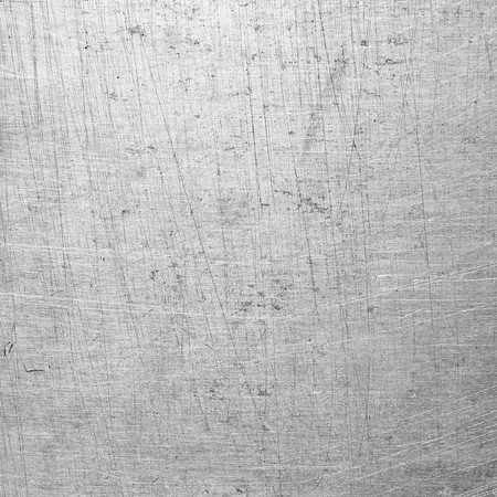 scratched: Scratched aluminum