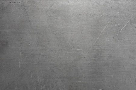 stainless steel sheet: Polished steel texture