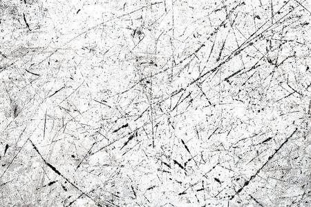 White scratched texture Archivio Fotografico