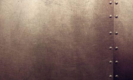 Texture de surface métallique grunge