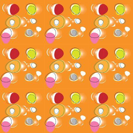 vibrations: vibrations of light(pattern)