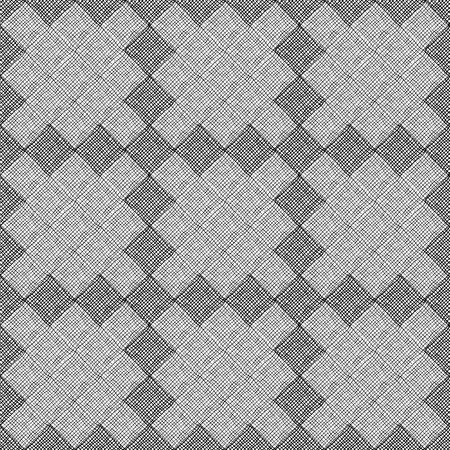 pattern from black stripes Illustration
