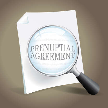 Taking a closer look at a prenuptial agreement