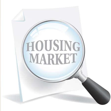 Taking a closer look at the Housing Market Illusztráció