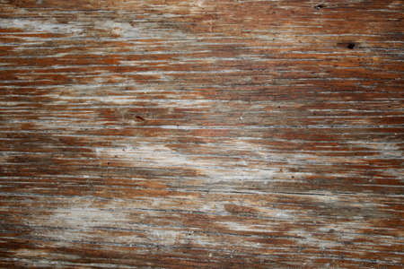 white washed: A white washed aged wooden board