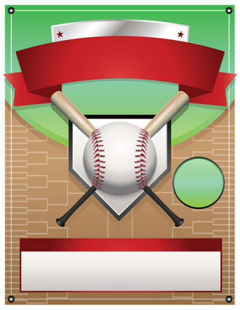 tournament bracket: Baseball Tournament Illustration. Vector EPS 10 available. EPS file contains transparencies and gradient mesh.  Fonts have been converted to outlines.  Fonts used: Rex: http:www.fontsquirrel.comfontsrex Goblin: http:www.fontsquirrel.comfontsgoblin Illustration