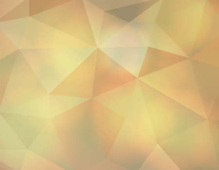 An abstract background illustration of triangles in earth tone colors.  Illusztráció