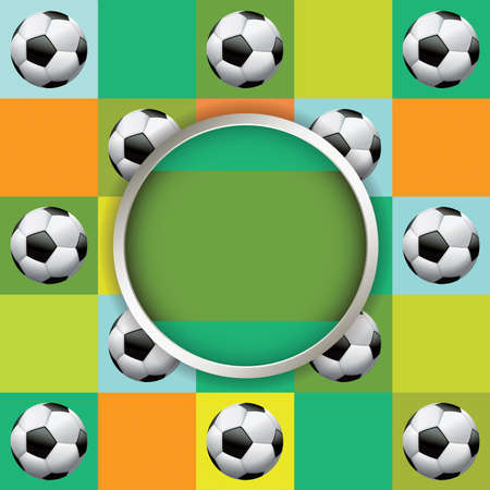 realism: A nice design for a soccer tournament, event, tryouts, and more.