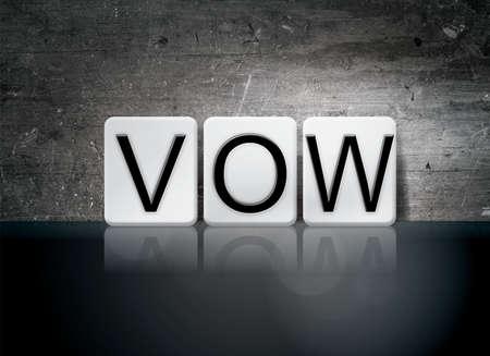 단어 쏟아져 개념 및 어두운 배경에 흰색 타일에서 작성 된 테마.