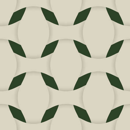 The geometric seamless pattern. vintage vector background.