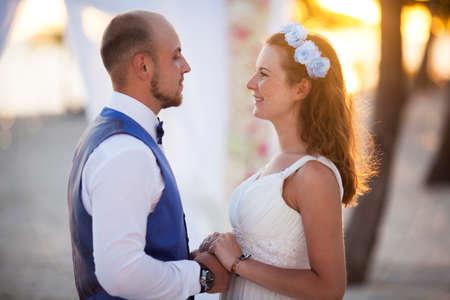 beach wedding in Dominican Republic