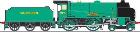 steam locomotive: schools Class steam locomotive
