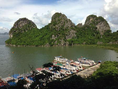 long bay: Ha Long Bay Vietnam