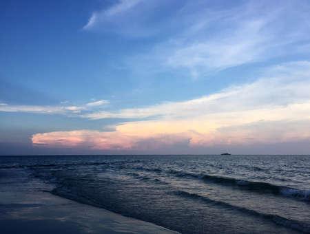 sky cloud: Seascape