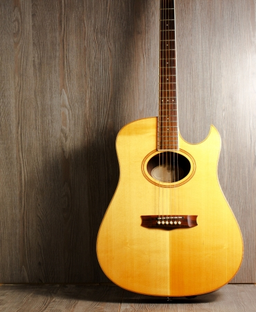agustic guitar photo