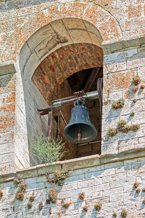 bell tower: antique bell tower