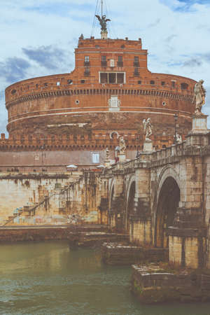 angelo: Castel Sant Angelo in Rome