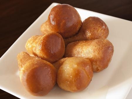 Baba Neapolitan food