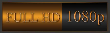 Logo full HD 1080p