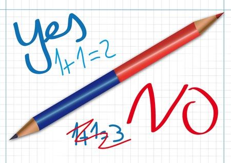 pencil corrective