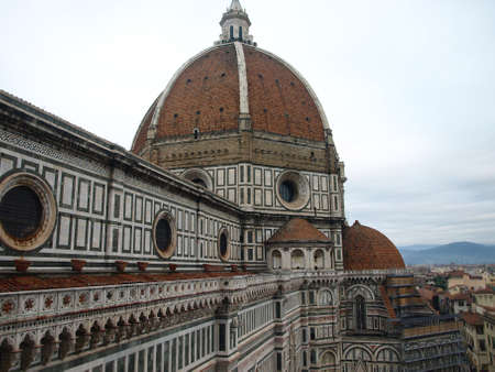 florence italy cathedral Stock Photo - 14143425