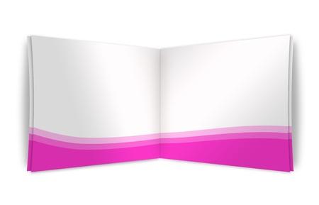 depliant: brochure template for multiple use