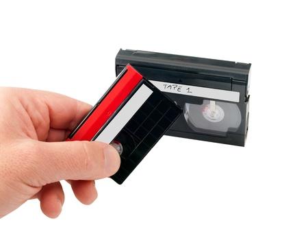 videokassette: Videokassette recorder Film