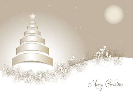 christmas tree concept Stock Photo - 16991829