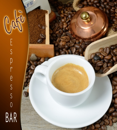 espresso bar cafe photo