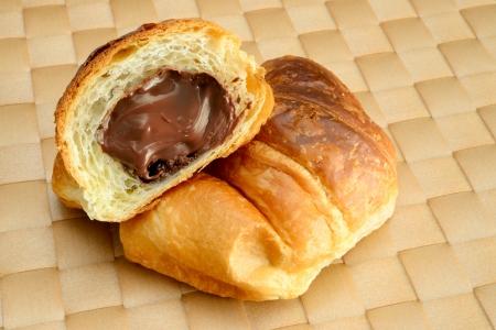 cornetto soft and sweet cream chocolate gianduja
