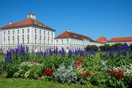 nymphenburg palace: Palace of Nymphenburg Palace Munich, Germany