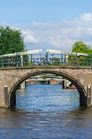 paulus: AMSTERDAM, AUGUST 4:The Bridges of Amsterdam  on August 4, 2014 in Amsterdam