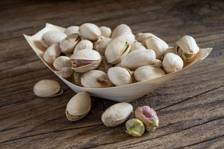 pistachios: dried fruits pistachios salted